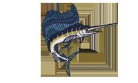 芭蕉梶木 Indo-Pacific sailfish
